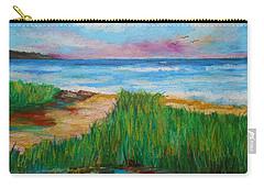 Russland Beach / Sweden Carry-all Pouch