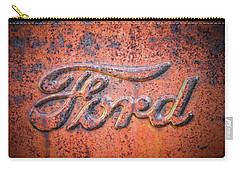 Rust Never Sleeps - Ford Carry-all Pouch