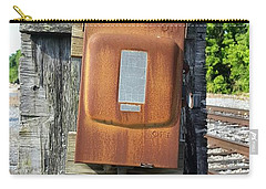Rusted Power Carry-all Pouch