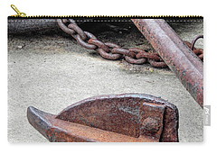 Rustic Anchor Carry-all Pouch