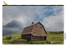 Rustic Barn Palouse Washington Carry-all Pouch