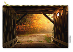 Rustic Beauty 2.0 Carry-all Pouch by Rob Blair