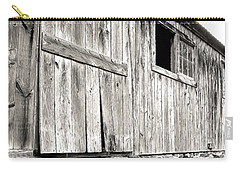 Rustic Carry-all Pouch by Betsy Zimmerli