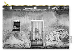 Rustic Building. Carry-all Pouch