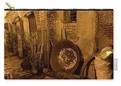 Rustic Buildings Carry-all Pouch