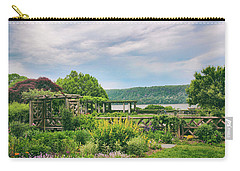 Rustic Garden Carry-all Pouch by Jessica Jenney