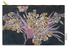 Rustic II Van Gogh Carry-all Pouch by David Bridburg