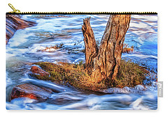 Rustic Island, Noble Falls Carry-all Pouch