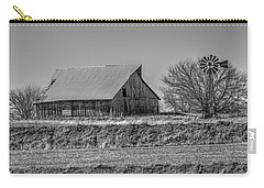 Rustic Rural Iowa Carry-all Pouch