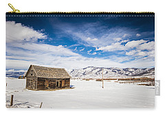 Rustic Shack Carry-all Pouch