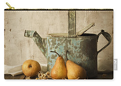 Carry-all Pouch featuring the photograph Rustica by Amy Weiss