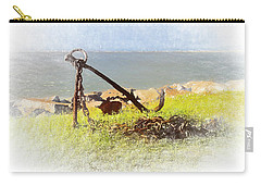 Rusty Anchor Carry-all Pouch