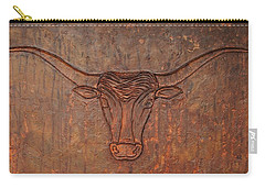 Rusty Bevo Carry-all Pouch
