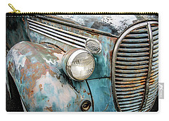 Rusty Blues Carry-all Pouch