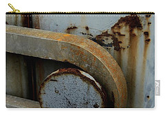 Rusty But Secure Carry-all Pouch