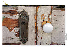 Rusty Crusty Door Carry-all Pouch