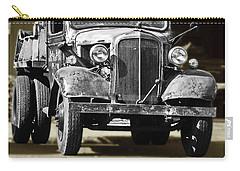 Rusty Dump  Truck Carry-all Pouch