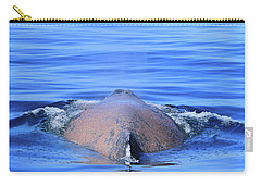 Rusty Humpback Carry-all Pouch by Shoal Hollingsworth