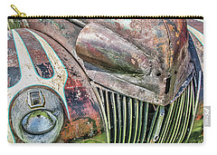 Rusty Road Warrior Carry-all Pouch