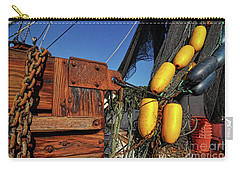 Rusty Shrimping Carry-all Pouch