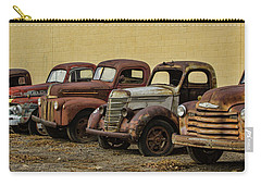Rusty Trucks Carry-all Pouch