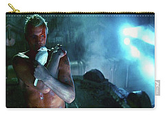 Rutger Hauer Number 2 Blade Runner Publicity Photo 1982 Color Added 2016 Carry-all Pouch
