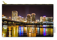 Rva Holiday Skyline 3 Carry-all Pouch
