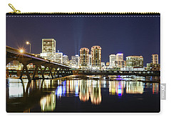 Rva Night Lights Carry-all Pouch