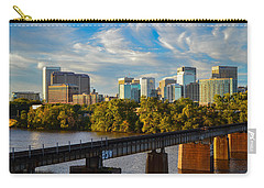 Rva Sunset Carry-all Pouch