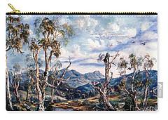 Rwetyepme, Mount Sonda Central Australia Carry-all Pouch