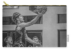 Carry-all Pouch featuring the photograph Ryan Blaney   by Ronald Santini