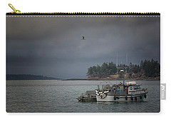 Carry-all Pouch featuring the photograph Ryan D by Randy Hall