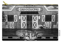 Ryman Opry Stage - Bw Carry-all Pouch
