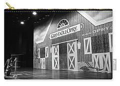 Ryman Opry Stage Carry-all Pouch