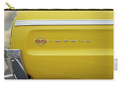 Carry-all Pouch featuring the photograph S S Impala by Mike McGlothlen