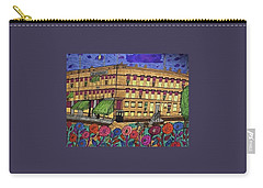 S.m Stephenson Hotel Carry-all Pouch by Jonathon Hansen