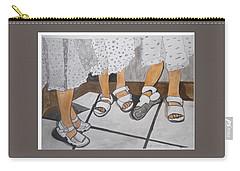 Sabbath Sandals Carry-all Pouch
