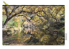 Sabino Canyon In Fall Carry-all Pouch