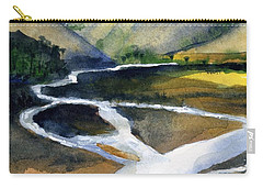 Sacramento River Delta Carry-all Pouch