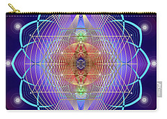 Sacred Geometry 641 Carry-all Pouch