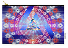 Sacred Geometry 646 Carry-all Pouch