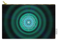 Sacred Geometry 651 Carry-all Pouch