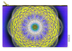 Sacred Geometry 655 Carry-all Pouch