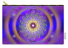 Sacred Geometry 658 Carry-all Pouch