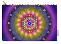 Sacred Geometry 659 Carry-all Pouch