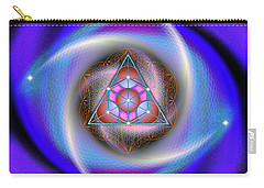 Sacred Geometry 687 Carry-all Pouch