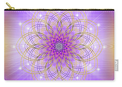 Sacred Geometry 721 Carry-all Pouch