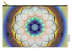 Sacred Geometry 723 Carry-all Pouch
