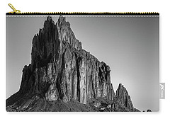 Carry-all Pouch featuring the photograph Sacred Glow II by Jon Glaser