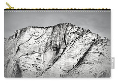 Sacred Mountain Carry-all Pouch by Nature Macabre Photography